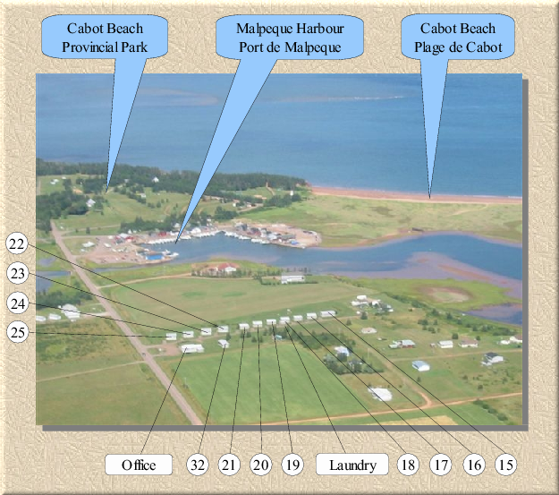 Malpeque Map